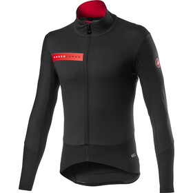 Castelli Beta RoS Jakke Herrer, light black
